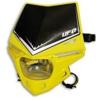 UFO Stealth koplamp kit RM geel