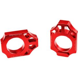 Scar ketting spanners voor de Honda CR 125R/250R 2002-2007 & CRF 250/450X 2004-2017 & CRF 250R 2010-2018 & CRF 450R 2009-2018