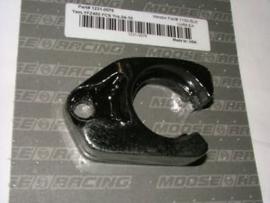 Moose Racing voorste ketting geleider zwart Yamaha YFZ 450 2004-2013