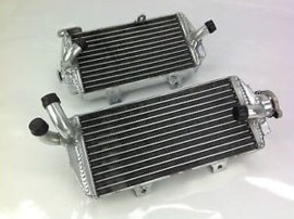 Big Radiators Set voor de Kawasaki KXF 250 2010-2016