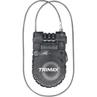 Trimax Retractable kabel slot 91cm