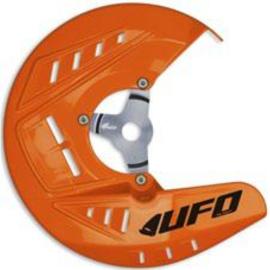 UFO voorremschijf bescherming KTM SX 125/150/250 2015-2018 & SX-F 250/350/450 2015-2018 & EXC 125/200/250/300 2015-2018 & EXC-F 250/350 2015-2018 & EXC-F 450/500 2017-2018