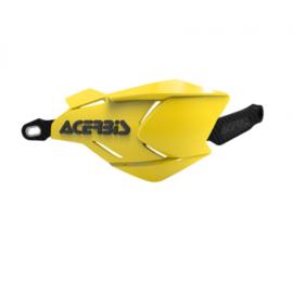 Acerbis handkappen X-Factory geel/zwart