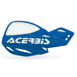 Acerbis handkappen MX Vented Uniko blauw/wit