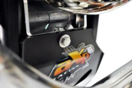 AXP GP blokbescherming zwart PHD KTM SX 250 2017-2018 & Husqvarna TC 250 2017-2018