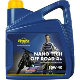 Putoline Nano Tech 4+ 10w40 4 liter