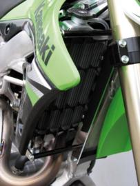 AXP Radiator beschermers voor de Kawasaki KX 450F 2009