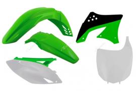 Rtech plastic kit OEM voor de KX 450F 2009-2011