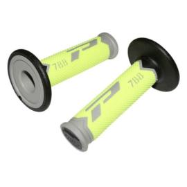 Pro Grip 788 handvaten Tri-Compound grijs / fluor geel / zwart