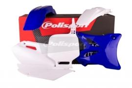 Polisport plastic kit kleur OEM voor de YZ 85 2013-2014