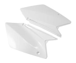 Rtech zijpanelen wit voor de RM-Z 450 2005-2007
