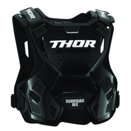 Thor 2019 Guardian MX bodyprotector Zwart