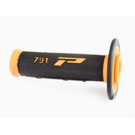 Progrip handvaten cross soft touch 791 oranje/zwart
