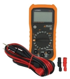 Lang Cat III digitale multimeter