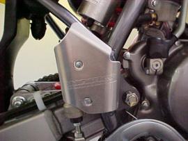 Works Connection frame beschermers voor de Suzuki RM 85 2005-2008
