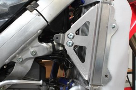 Works Connection Radiator Braces voor de Honda CRF 250 2010-2013