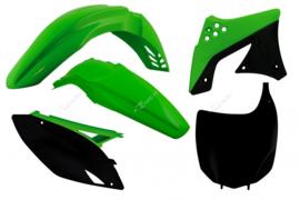 Rtech plastic kit OEM (kleur van 2012) voor de KX 250F 2009-2012