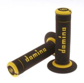Domino Handvaten X-TREME Zwart- Geel