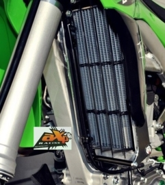 AXP Radiator Braces voor de Kawasaki KXF 450 2016-2018