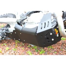 AXP HDPE X-Treme Enduro blokbescherming zwart KTM SX-F 250/350 2019 & Husqvarna FC 250/350 2019