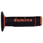 Domino handvaten Waffel X-treme zwart/oranje