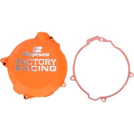 Boyesen koppelingsdeksel oranje KTM SX 125 2001-2015 & SX 144 2007-2008 & SX 150 2009-2015 & EXC 125/200 2001-2016 & Husqvarna TE 125 2012-2016