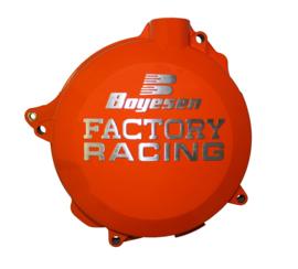 Boyesen koppelingsdeksel oranje KTM EXC 250/300 2013-2016 & SX 250 2013-2016 & Husqvarna TE 250/300 2014-2016 & TC 250 2014-2016