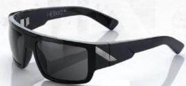 100% zonnebril Heikki zwart/zilver