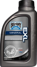 Bel-Ray EXL Mineraal 4 takt motorolie 20W50 1 liter