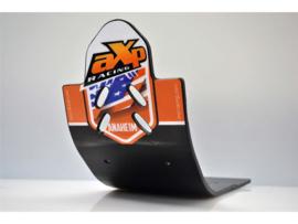 AXP blokbescherming zwart Anaheim stijl KTM SX-F 250/350 2016-2019