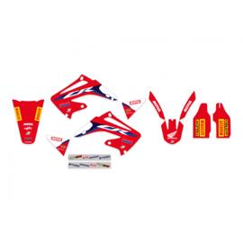 Blackbird Replica Team Honda HRC 2020/2021 sticker set Honda CR 125R/250R 2002-2007