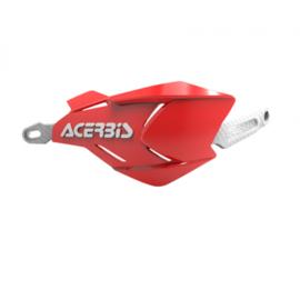 Acerbis handkappen X-Factory rood/wit