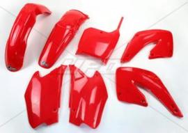 UFO plastic kit voor Honda CR 125R 2000-2001 & CR 250R 2000-2001 In 4 kleuren