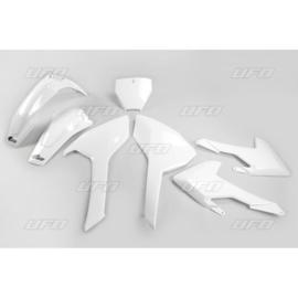 UFO Plastic kit ( in 3 kleuren ) Husqvarna TC 125/250 2016-2018 & FC 250/350/450 2016-2018