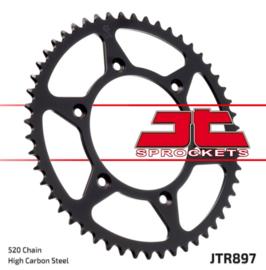 JT achtertandwiel staal KTM SX/SX-F/EXC/EXC-F 125-525 1991-2019 & Husqvarna TC/TE/FC/FE 125-501 2014-2019