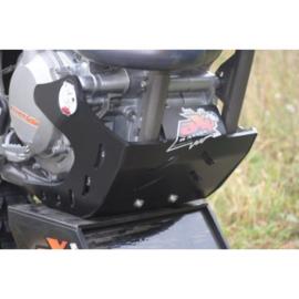 AXP GP blokbescherming zwart Husqvarna FC 450 2014-2015