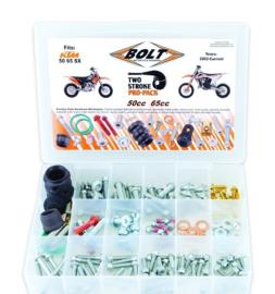 BOLT Pro-Pack EURO Style KTM SX 50 2009-2017 & SX 65 1998-2017 & Husqvarna TC 50 2017 & TC 65 2017
