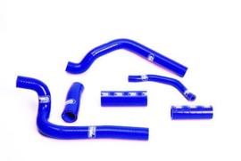 Samco Sports radiator slangen set blauw voor de Honda CR 500R 1989-2001