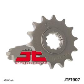 JT voortandwiel staal KTM SX 85 2004-2018 & SX 105 2007-2011 & Husqvarna TC 85 2014-2018