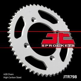 JT achtertandwiel staal Yamaha YZ 80 1993-2001 & YZ 85 2002-2018 & Suzuki RM 80 1982-2001 & RM 85 2002-2018