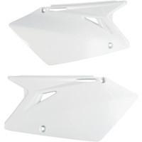 UFO zijpanelen wit voor de RM-Z 450 2007