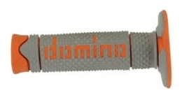 Handvaten Domino Grip Cross X-Treme 2 grijs/oranje