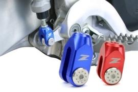 Zeta achterrem klauw gaffel voor de Yamaha YZ 125/250 2003-2019 & YZ 250F 2003-2019 & YZ 450F 2003-2019 & WR 250F/450F 2003-2018 & Suzuki RMZ 250 2007-2018 & RMZ 450 2005-2018