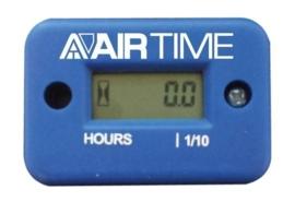 Airtime urenteller