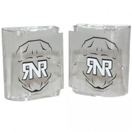 RNR losse kapjes Neutrale kleur voor RNR WVS 48mm crossbrillen