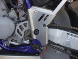 Works Connection frame beschermers voor de Yamaha YZ 125/250 2002