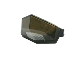 DRC vervangende lens smoke voor de Edge 2 tail licht houder