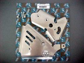 Works Connection Frame beschermers voor de Honda CR 125R 1990-1992