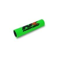 Neken stuurbeschermer standaard (24.5mm) fluo green