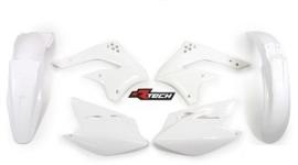 Rtech plastic kit wit voor de KX 450F 2006-2008